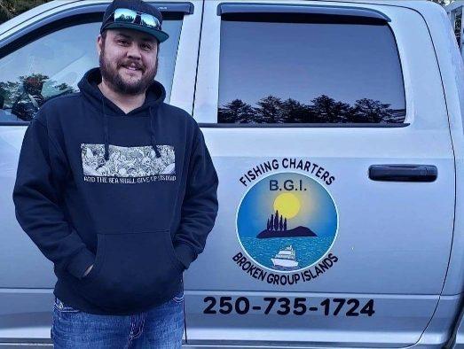 BGI Fishing charters Captain Vance